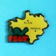 1 PIN'S //  ** FSGT / ALES - NIMES / GARD OCCITANIE ** - Sin Clasificación