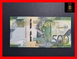 KENYA 500 SHILLINGS 2019 P. NEW UNC - Kenya