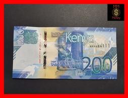 KENYA 200 SHILLINGS 2019 P. NEW UNC - Kenia