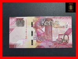 KENYA 50 SHILLINGS 2019 P. NEW UNC - Kenia