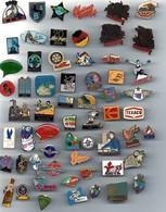 LOT DE 60 PIN'S DIVERS - Pin's