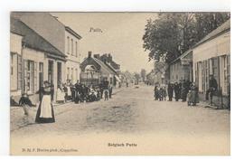 Putte, Belgisch Putte N.57.F.Hoelen Phot,Cappellen Dorpzicht - Kapellen
