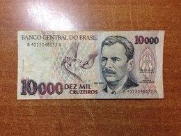 Brazil 10000 Cruzeiros - Brasile