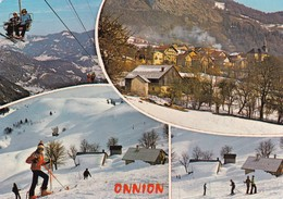 74 Onnion, Ski Aux Brasses, Multivues - France