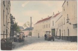 28613g  BRASSERIE DU MERLO - 1907 - Uccle - Colorisée - Uccle - Ukkel