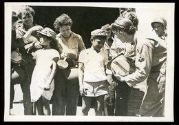 Original Press Photograph WW2 / WWII The Pacific - U.S. Women's Army Corps - War, Military