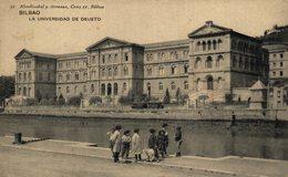 BILBAO. LA UNIVERSIDAD DE DEUSTO - Vizcaya (Bilbao)