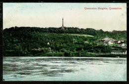 Ref 1319 - Early Canada Postcard - Queenston Heights Queenston Near Niagara Falls - Ontario