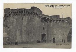 CPA 35 - Saint Malo - La Grande Porte 2495 - Saint Malo