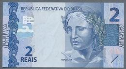Brésil P 251  2 Reais   * UNC * Série AA Le Premier!  N° 04739579 - Brasile