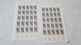 LOT 467170  TIMBRE DE FRANCE NEUF** LUXE  N°1123 FEUILLE - Full Sheets