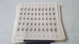 LOT 467171  TIMBRE DE FRANCE NEUF** LUXE  N°1132 FEUILLE - Full Sheets