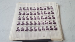 LOT 467173  TIMBRE DE FRANCE NEUF** LUXE  N°1134 FEUILLE - Full Sheets