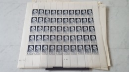 LOT 467179  TIMBRE DE FRANCE NEUF** LUXE  N°789 FEUILLE - Full Sheets