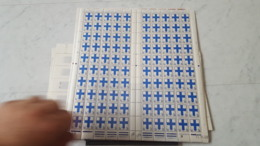 LOT 467192  TIMBRE DE FRANCE NEUF** LUXE   FEUILLE - Full Sheets