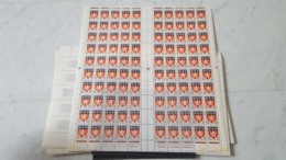 LOT 467193  TIMBRE DE FRANCE NEUF** LUXE   FEUILLE - Full Sheets