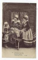 CPA 29 - Quimper - Folklore - Chanson - Chantons De Nos Belles La Coiffe Aux Deux Ailes - Quimper