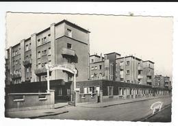 93 Le Blanc Mesnil 9207 Entrée D'immeubles Du 212 Garde Républicaine Circulé 1956 André Leconte TBE - Le Blanc-Mesnil