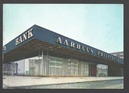 Aarhus - Aarhus Privat Bank - Reklame - Danemark