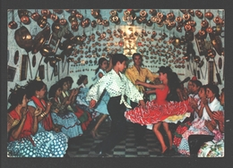 Bailaores Del Sacromonte - España - Danses