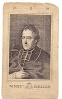 Devotie - Doodsprentje Overlijden - Bisschop Franciscus Boussen - Veurne 1774 - Gent - Brussel - Brugge 1848 - Décès