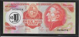 Uruguay - 10 Pesos - Pick N°58 - NEUF - Uruguay