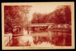 CPA 77 MONTIGNY N°24 VUE SUR LE LOING LL 1927 LEVY ET NEURDEIN REUNIS PARIS IMP - Autres Communes