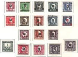 N°87/104* - 1919-1929 Royaume Des Serbes, Croates & Slovènes