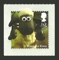 GB 2014 FILMS CHILDRENS TV CLASSICS SHAUN THE SHEEP SINGLE MNH - Nuovi