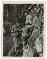 Original Press Photograph WW2 / WWII Burma Road - War, Military