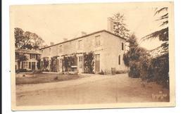 PÉAULT - Vieux Logis Manoir De La Vergne (cliché Bergevin Vers 1920) - VENTE DIRECTE X - France