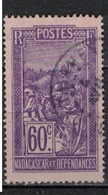 MADAGASCAR            N°     YVERT     140         OBLITERE       ( Ob  5/11 ) - Usados