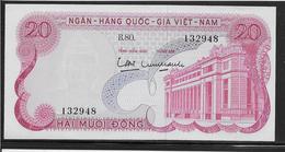 Viêt-Nam Du Sud - 20 Döng - Pick N°24 - NEUF - Vietnam