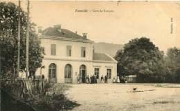 160819B - 55 TRONVILLE Gare De Nançois - Other Municipalities