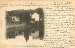 160819B - 19 LA CORREZE TULLE Faubourg De Lestabournie - Tulle