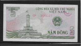 Viêt-Nam - 5 Döng - Pick N°92 - SPL - Vietnam