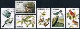 Belize - Oiseaux 705/710 ** - Oiseaux