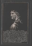 Vrai Portrait De Jesus - Sous Pochette Plastique Protectrice - Jésus