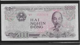 Viêt-Nam - 2000 Döng - Pick N°107b - SPL - Viêt-Nam