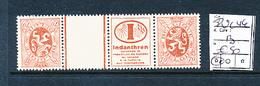 BELGIUM COB PUC44 B MNH - Advertising