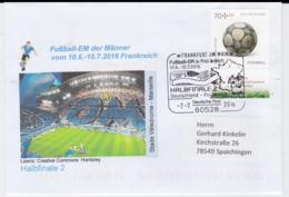 Germany Cover 2016 UEFA European Championship Football In France - Frankfurt Am Main Halbfinale - UEFA European Championship