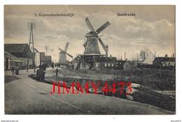 CPA BRIEFKAART - Gravendeelschendijk - DORDRECHT Zuid-Holland Pays-Bas - N° 8 - Uitgave J. H. Beijnen à Dordrecht - Dordrecht