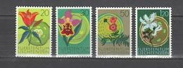 LIECHTENSTEIN  Xx  1970    MI 521-24    -  Postfrisch  -    Vedi  Foto ! - Liechtenstein