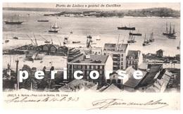 Porto De Lisboa E Pontal De Cacilhas - Lisboa