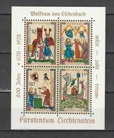 LIECHTENSTEIN  Xx  1970    MI 527-30  BF08    -  Postfrisch  -    Vedi  Foto ! - Liechtenstein