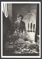 Sabine Weiss - Giacometti Im Atelier, Paris, 1954 - Illustrateurs & Photographes