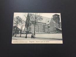 Soignies - Nouvelles Eglise Des Carmes - Zinnik - Soignies