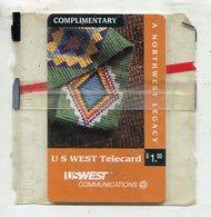 TK 07882 USA - Chip US West A Northwest Legacy $1.00 MINT & Sealed - United States