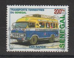 Sénégal 2004 Car Rapide 1724E Oblit. Used - Senegal (1960-...)