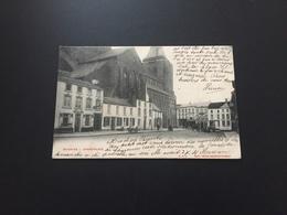 Soignies - Grand Place - Zinnik - Soignies